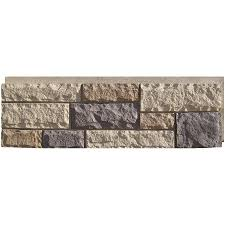 exterior design genstone siding stack stone veneer faux stone