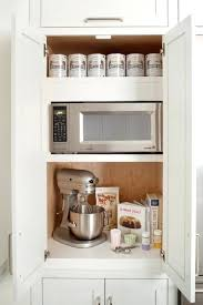 microwave storage cabinet incredible best ideas about microwave