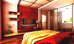 bedroom decoration photo cheap red color ideas feminine