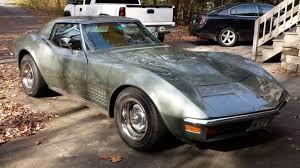 1972 corvette lt1 1972 chevrolet corvette lt1 coupe favcars