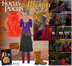 Halloween Costumes Hocus Pocus Hocus Pocus Allison U0027s Style Autumn Disney Hocuspocus Fall
