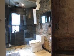 Industrial Style Bathroom Vanities by Industrial Bathroom By Jenn Hannotte Hannotte Interiors