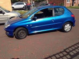 peugeot 206 sport peugeot 206 sport low miles in middlesbrough north yorkshire