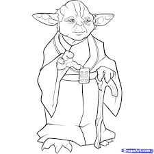 yoda coloring pages fablesfromthefriends com