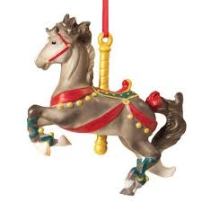 breyer carousel ornament ebay