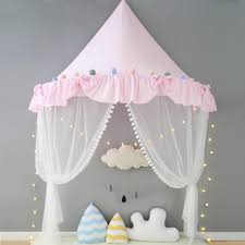 tent for kids canopy bed curtains cotton play tent house kids room