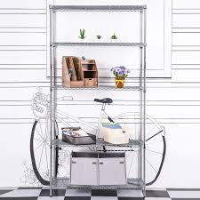 5 Tier Wire Shelving by 73