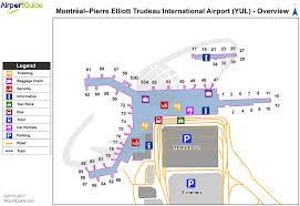 Airport Terminal Floor Plan montreal montreal pierre elliott trudeau international yul