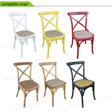 Cross Back Bistro Chair French Style Wooden Cross Back Bistro Chair Buy Bistro Chair