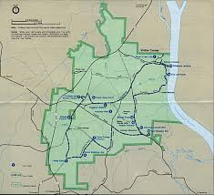 Kennesaw State Map by National Historic Sites Memorials Military Parks And Battlefield