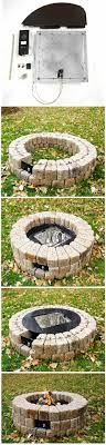 gas fire pit table kit diy gas fire pit kit firepits pinterest diy gas fire pit gas