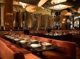 Interior Design Restaurant by Contemporary Restaurant Interior Design Of China Grill Las Vegas