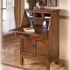 corner secretary desk drop front