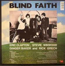 Ginger Baker Blind Faith Blind Faith Blind Faith Stereo Remastered Vinyl At Juno Records