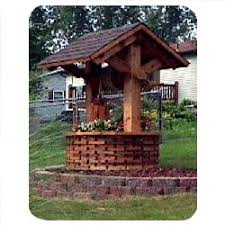 djun wishing well woodworking plans