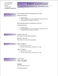 resume format in word file 2007 state online resume format in word file krida info