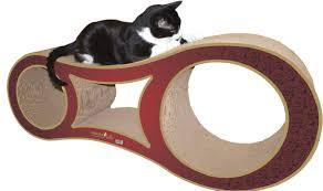 Cat Lounge Scratcher Imperial Cat Scratch U0027n Shapes Big Cat Scratcher Recycled Paper