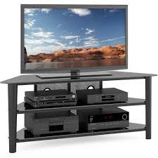 Corner Tv Cabinet For Flat Screens Tv Stands Fireplace Corner Tv Stands Or Larger60 For Flat