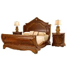 King Sleigh Bed Cortina King Sleigh Bed El Dorado Furniture