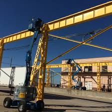 safety inspections of overhead cranes axis inspection group ltd