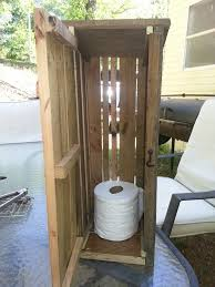 Toilet Paper Storage Cabinet Pallet Outhouse Toilet Paper Roll Storage Cabinet Plus Captivating