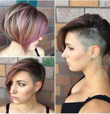 shave one sided short bobs black women photos 30 stacked bob haircuts for sophisticated short haired women
