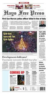 91 comanche metric ton value december 6 2017 hays free press by hays free press news dispatch
