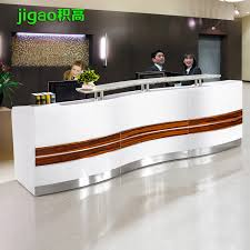 Rounded Reception Desk by China Curved Office Desk China Curved Office Desk Shopping Guide