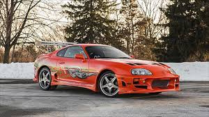 toyota foreigner paul walker driven u0027fast and the furious u0027 car up for sale