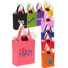 bulk gift bags custom promotional bulk printed non woven small gift bags