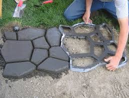 Concrete Patio Pavers Do It Yourself Concrete Patio Outdoor Goods