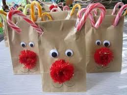 christmas goody bags for pre k snack bags or even a gift bag pre k snacks