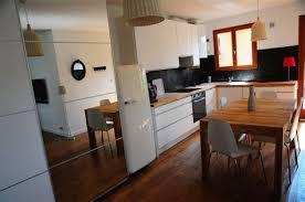 amenager cuisine salon 30m2 charming amenagement cuisine ouverte salon 9 cuisine en u 5