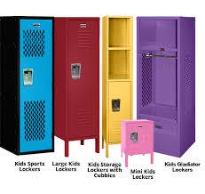 cheap kids lockers kids lockers colorful kids storage lockers for bedrooms homes