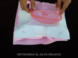 como hacer mascaras en forma de rosa fomi antifaz youtube