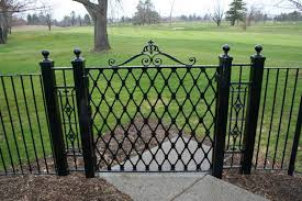 ornamental wrought iron fence wrought iron fence s specialties