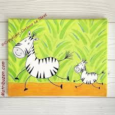 site chambre enfant tableau pour chambre d enfant et bébé sur le thème de la savane