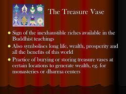 Buddhist Treasure Vase Buddhism Buddhism Symbols Symbols The Eight Auspicious Symbols