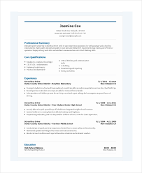 Truck Driving Resume Sample by Driver Resume Template 6 Free Word Pdf Document Downloads