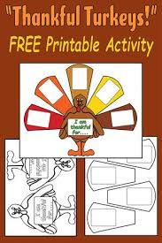 free thanksgiving coloring pages kids