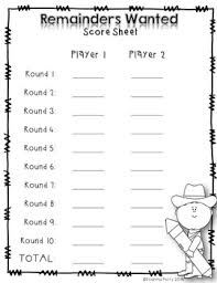 remainders wanted long division game by deanna perry tpt