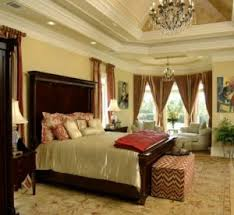 Two Tone Drapes Ceiling Heart Mag