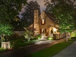 beautiful outdoor lighting fixtures at a house artenzo