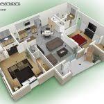 virtual apartment design unique cheerful virtual bedroom design 5