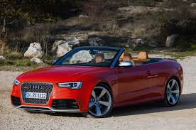 convertible audi 2013 b8 8t 2013 audi rs5 cabriolet convertible set to go on sale in