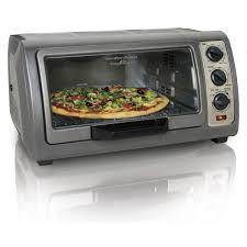 Hamilton Beach Cool Touch Toaster Hamilton Beach Easy Reach Toaster Oven With Convection U0026 Reviews