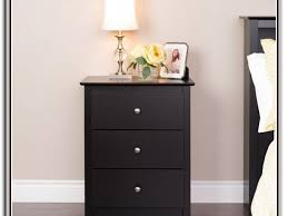 tall white nightstand bedroom galerry