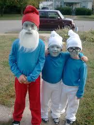 Smurf Halloween Costume Diy Smurf Costume Maskerix