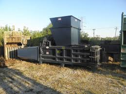 used trash compactor used recycling equipment used balers used compactors cardboard