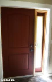 front doors cozy chalk paint front door can i use chalk paint on